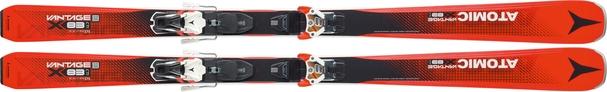 Горные лыжи Atomic Vantage X 83 CTI + крепления Warden 13 MNC DT (16/17)