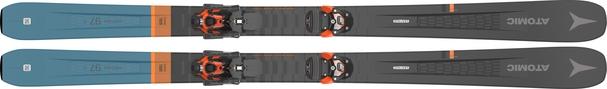 Горные лыжи Atomic Vantage 97 TI + крепления Warden 13 MNC  (20/21)