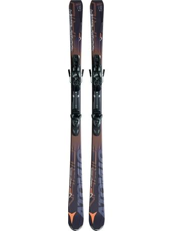 Горные лыжи с креплениями Atomic Vario Fiber + XTO 10 R OME 11/12