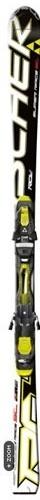 Горные лыжи Fischer RC4 Superrace SC Powerrail + крепление Z12 10/11