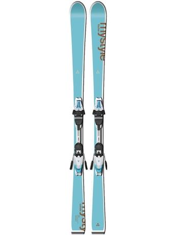 Горные лыжи с креплениями Fischer Exhale RF my style + V9 My Style 12/13