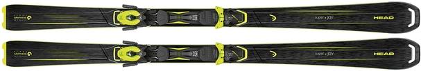 Горные лыжи Head Super Joy + крепление Joy 11 SLR (17/18)