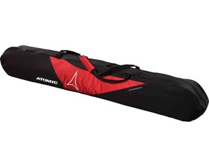 Чехол Atomic USB Double Skibag black/red 175