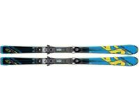 Горные лыжи с креплениями Salomon K 24 Daytona + Z10 (12/13)