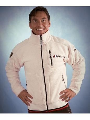 Куртка Besson Sherpa white