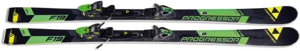 Горные лыжи Fischer Progressor F19 Ti + крепления RSX12 (16/17)