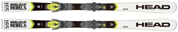 Горные лыжи Head Worldcup Rebels i.SLR + крепления PR 11 GW (19/20)