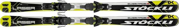 Горные лыжи Stockli Laser AX + M AM12 S90 (14/15)