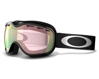 Маска Oakley Stockholm Jet Black / VR50 Pink Iridium