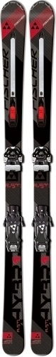 Горные лыжи Fischer Hybrid 8.5 Ti + Attack 13 w/o brake + LD Wide 88 13/14