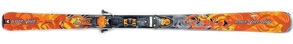 Горные лыжи Elan Wave Spice Fusion + крепления ELD 11 Fusion WB 07/08 (07/08)