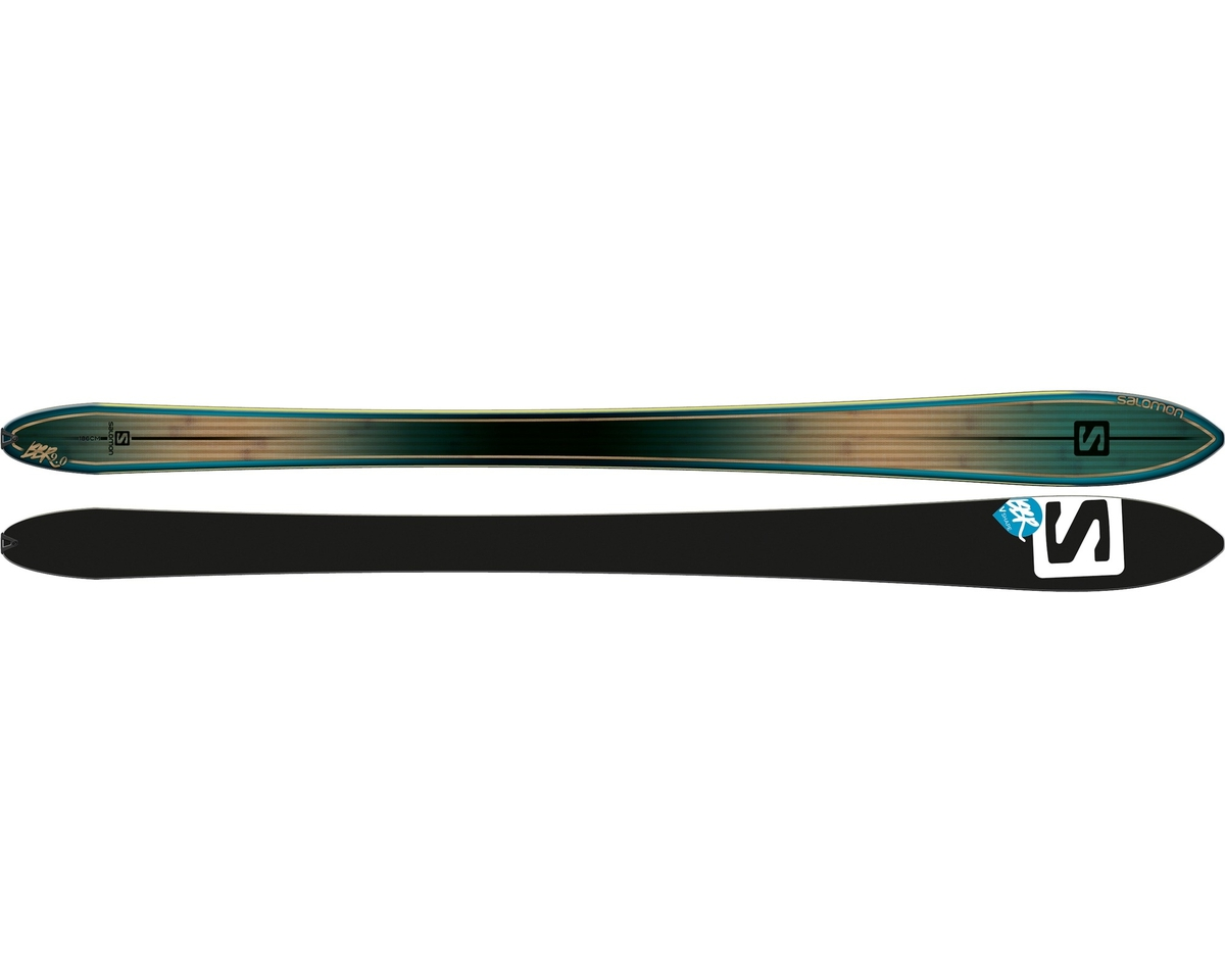 super populaire 8363d a8691 Горные лыжи Salomon BBR 9.0 (176, 186) купить тестовые лыжи ...