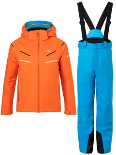 Горнолыжный костюм Kjus Boys Formula DLX Jacket + Boys Vector Pants