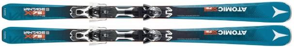 Горные лыжи Atomic Vantage X 75 CTI + крепления XT 12 (17/18)