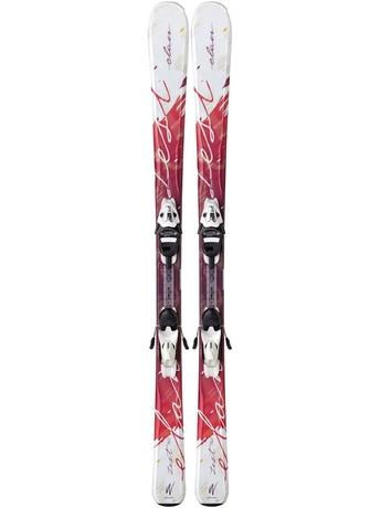 Горные лыжи Elan Zest QT + ELW 9 14/15