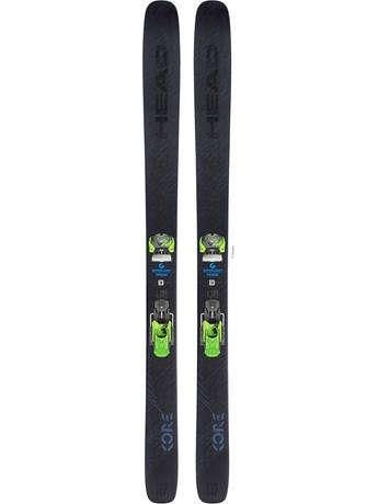Горные лыжи Head Kore 117 + крепления Attack2 13 GW 18/19
