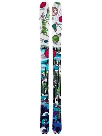 Горные лыжи с креплениями Atomic Century + FFG 12++ 11/12
