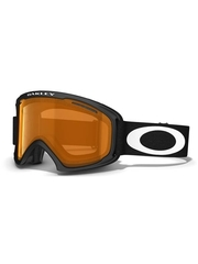 Маска Oakley O2 XL Matte Black / Persimmon
