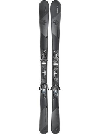 Горные лыжи Elan Delight Swarovski PS + крепления ELW 9.0 16/17