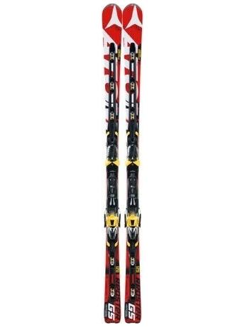 Горные лыжи с креплениями Atomic Redster D2 GS + NTL 12 12/13