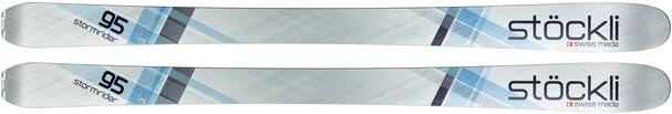Горные лыжи Stockli Stormrider 95 + крепления XM 13 (18/19)