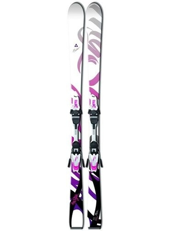 Горные лыжи с креплениями Fischer Pure My Style + V9 My Style 11/12