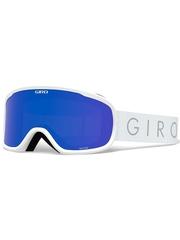 Маска Giro Moxie White Core Light / Grey Cobalt 10 + Yellow 84