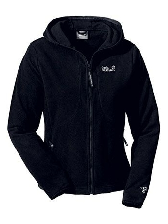 Куртка Jack Wolfskin Womens Cocoon Jacket black