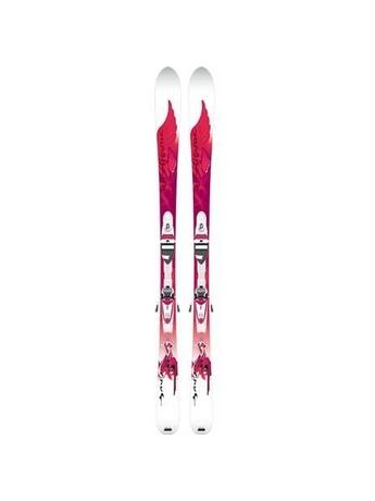 Горные лыжи Rossignol Bandit B74 W + крепления SAPHIR 90 TPI2 07/08