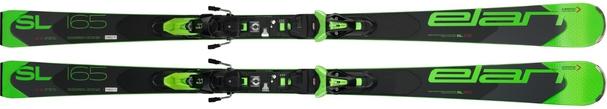 Горные лыжи Elan SL Fusion + крепления ELX 11.0 (18/19)