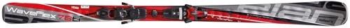 Горные лыжи Elan Waveflex 78 TI Red + крепление ELX12.0 (10/11)