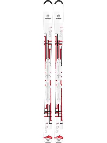 Горные лыжи Rossignol Saphir L + Xelium LTD 100 14/15