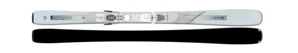 Горные лыжи Salomon Stance W 80 + крепления  M10 GW L80 21/22 (20/21)