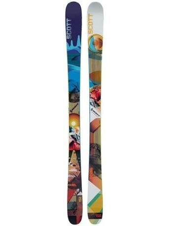 Горные лыжи с креплениями Scott Rebel + Mojo 11 Wide 88 11/12