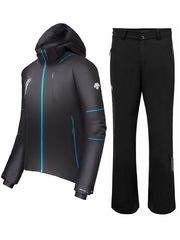 Куртка Descente Edge + брюки Roscoe в подарок
