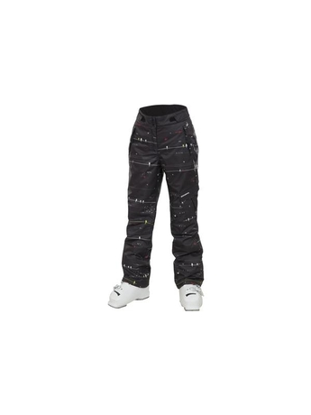 Детские брюки Rossignol Girl Cargo PT PR Birds Black