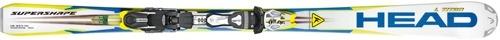 Горные лыжи с креплениями Head iSupershapeTitan SW SFP13 + FREEFLEX Pro 14 WIDE 88 (12/13)