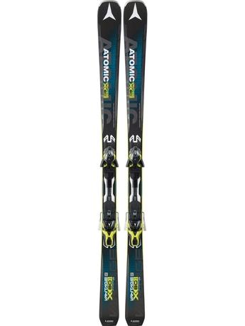 Горные лыжи Atomic Vantage X 80 CTI + крепления XT 12 16/17