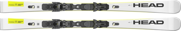 Горные лыжи Head WC Rebels e-SL + крепления Freeflex 11 (21/22)