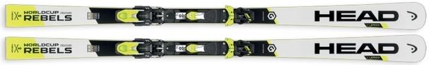 Горные лыжи Head Worldcup Rebels i.Speed + крепления Freeflax EVO 14 (16/17)