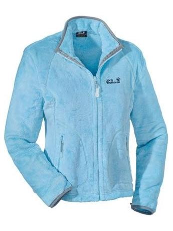 Куртка Jack Wolfskin Womens Soft Asylum sky blue