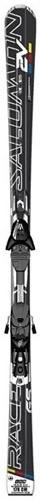 Горные лыжи Salomon 2V Race Powerline + крепление z14 10/11