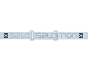 Маска Salomon XTEND White / Mid Blue