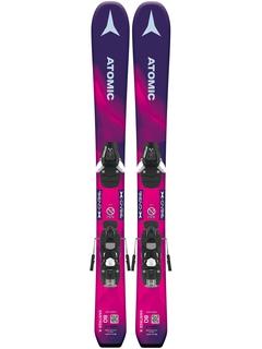 Горные лыжи Atomic Vantage X Girl 70-90 + крепления С 5