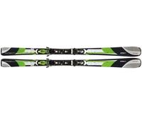 Горные лыжи Elan Amphibio 10 green + крепления EL 10.0 (13/14)
