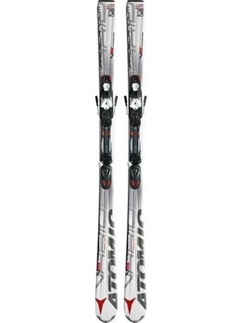 Горные лыжи с креплениями Atomic Vario Scandium + XTO 10 R OME 11/12
