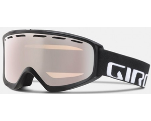 Маска Giro Index Black Wordmark / Rose Silver