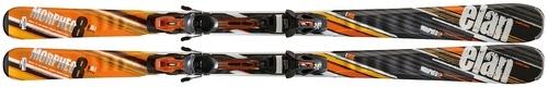 Горные лыжи Elan Morpheo 8 + EL 10.0