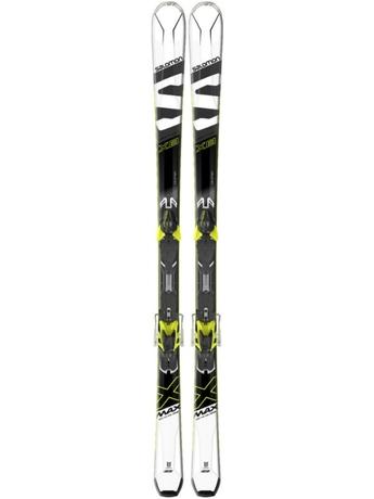 Горные лыжи Salomon X-Max X8 + крепления XT 10 17/18