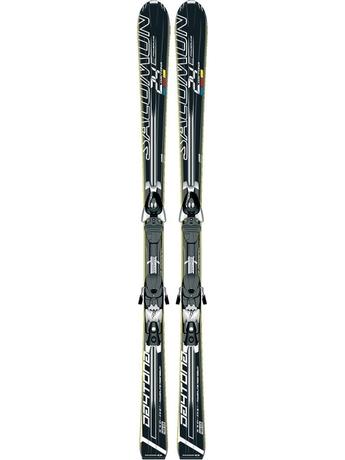 Горные лыжи с креплениями Salomon 24 Daytona + KZ10 B80 Bk 11/12